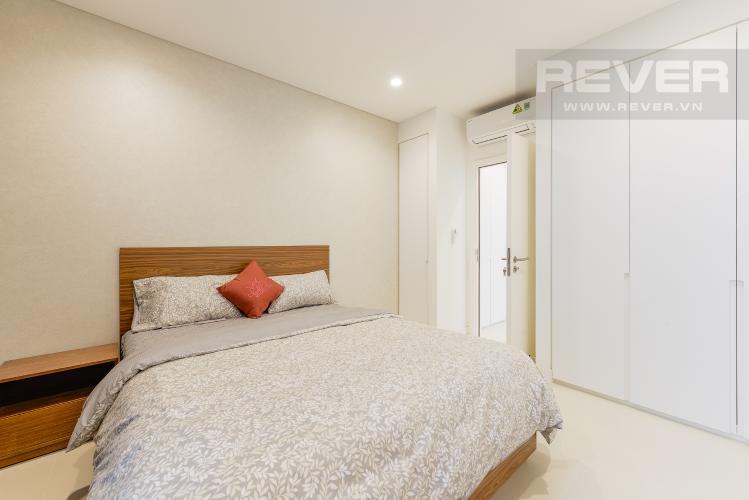 Phòng ngủ 2 Căn hộ City Garden tầng cao 2PN đầy đủ nội thất