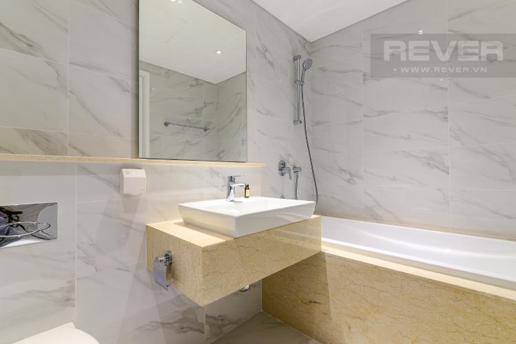 Phòng Tắm 2 Cho thuê căn hộ Diamond Island - Đảo Kim Cương 2PN, đầy đủ nội thất, view sông Sài Gòn thoáng mát
