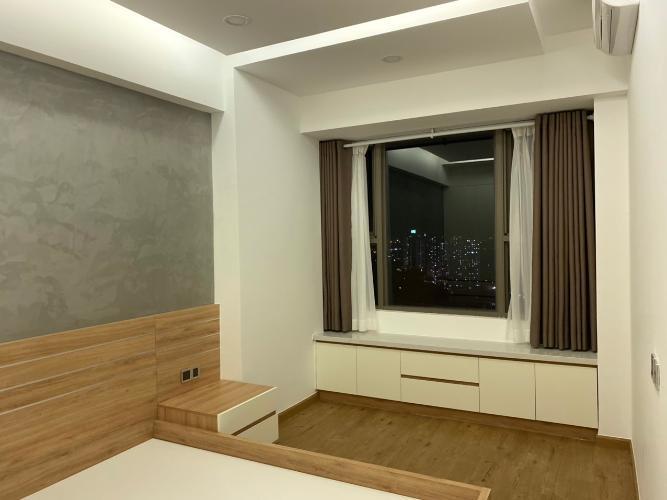 Phòng ngủ căn hộ Saigon South Residence, Nhà Bè Căn hộ Saigon South Residence tầng cao view sông, đầy đủ nội thất.