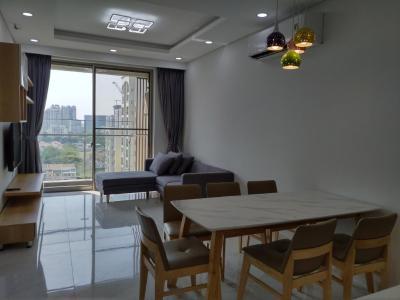 Bán hoặc cho thuê căn hộ Phú Mỹ Hưng Midtown 2PN, diện tích 88m2, đầy đủ nội thất, view khu biệt thự