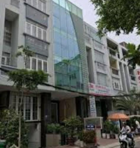 nhà phố quận 7 Bán nhà phố Khu dân cư Kim Sơn, Đường Nguyễn Hữu Thọ, Tân Phong, Quận 7, diện tích đất 103.16m2, diện tích sàn 463.6m2