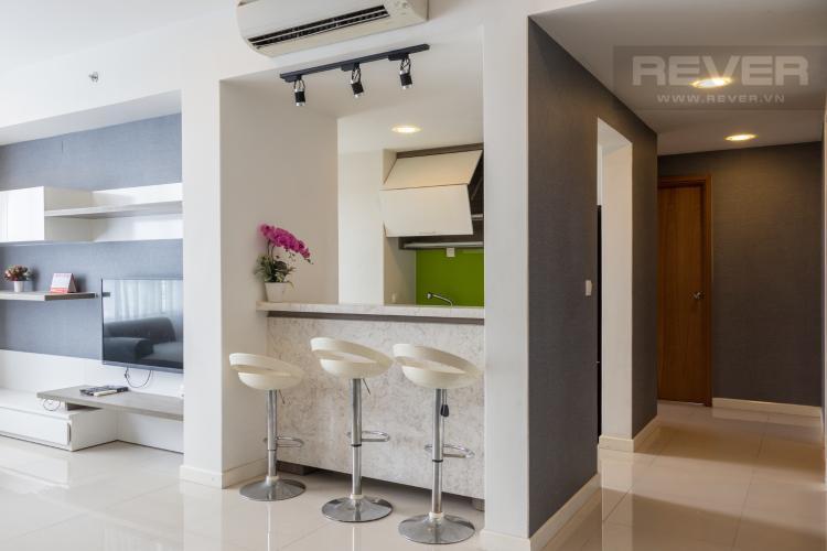 Quầy Bar Cho thuê căn hộ Sunrise City 3PN, tháp V4 khu South, đầy đủ nội thất, view sông thoáng mát
