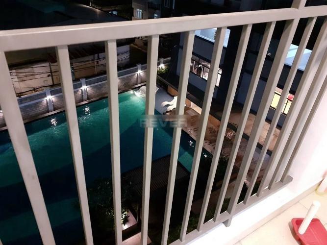 View hồ bơi căn hộ Richstar, Tân Phú Căn hộ RichStar nội thất đầy đủ, view hồ bơi cực đẹp.