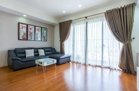 Căn hộ Masteri Thảo Điền 3 phòng ngủ tầng cao T1 nội thất đầy đủ