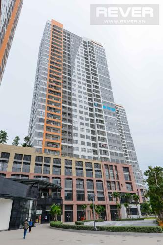Căn hộ The Sun Avenue, Quận 2 Căn hộ The Sun Avenue tầng cao view thành phố, nội thất đầy đủ.