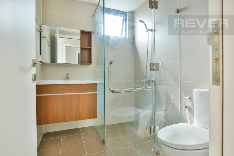 Phòng tắm Căn góc Masteri Thảo Điền tầng cao hướng Tây Bắc tháp T2