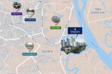 Phân tích vị trí và phương án di chuyển dự án căn hộ Vincity Quận 9