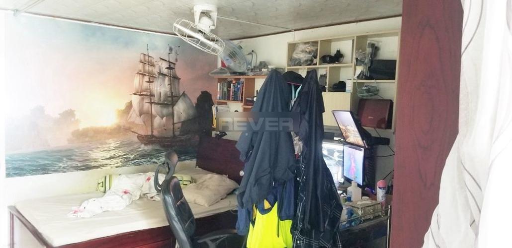 Phòng ngủ Chung cư Trần Quốc Toản Chung cư Trần Quốc Toản nội thất cơ bản, sổ hồng chính chủ.