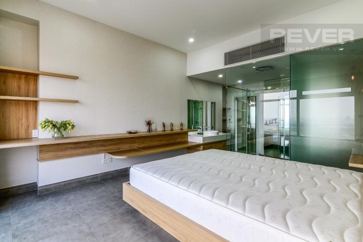 Phòng Ngủ 2 Penthouse Saigon Pearl tháp Sapphire diện tích 221m2 full nội thất