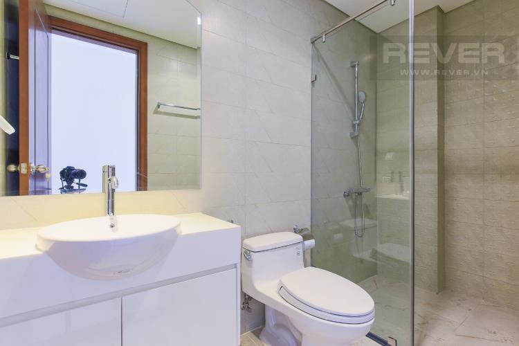Phòng Tắm 2 Căn hộ Vinhomes Central Park 2 phòng ngủ tầng cao L3 view sông