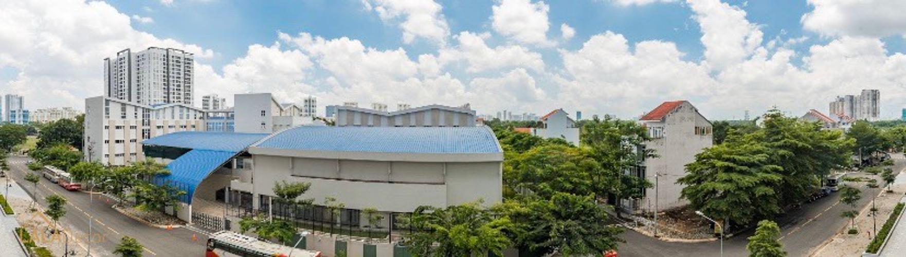View Căn hộ Saigon South Residence Căn hộ Saigon South Residence tầng thấp, ban công hướng Đông đón nắng