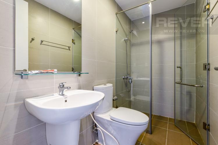 Phòng tắm 2 Cho thuê căn hộ Masteri Thảo Điền tầng cao, 2PN, đầy đủ nội thất, view sông