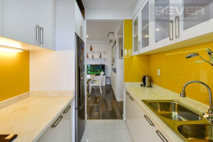 Bếp Bán hoặc cho thuê căn hộ Lexington Residence tầng cao, 3 phòng ngủ, diện tích 97m2, đầy đủ nội thất