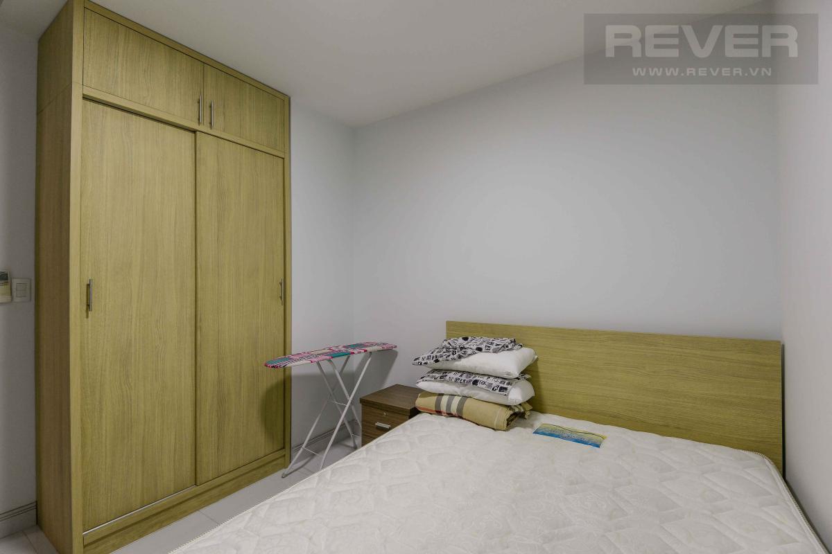 Phòng ngủ phụ Cho thuê căn hộ Lexington Residence 2PN, tầng thấp, đầy đủ nội thất, view đại lộ Mai Chí Thọ