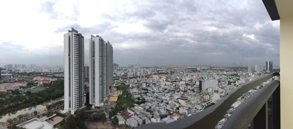 View căn hộ Sunshine City Sài Gòn Căn hộ Sunshine City Saigon nội thất cơ bản, view tầng cao.