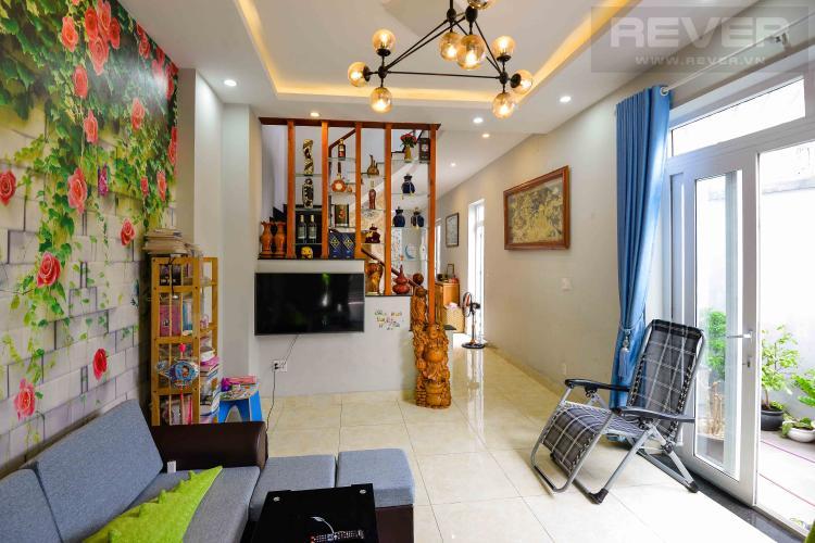 Bán nhà 3 tầng hẻm thông đường 22, Linh Đông, Thủ Đức, sổ hồng, cách Phạm Văn Đồng 700m