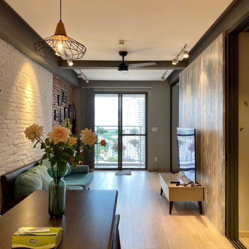 Nội thất  căn hộ Saigon South Residence Căn hộ Saigon South Residence tầng trung, đầy đủ nội thất tinh tế.