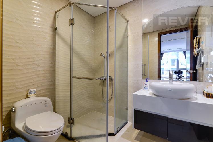 Phòng Tắm 2 Căn hộ Vinhomes Central Park tầng cao, Landmark 6, 2PN đầy đủ nội thất