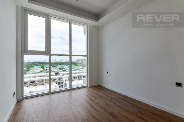 Phòng Ngủ 1 Cho thuê căn hộ Sari Town Sala Đại Quang Minh 3PN, tầng thấp, nội thất cơ bản, hướng Đông Nam đón gió