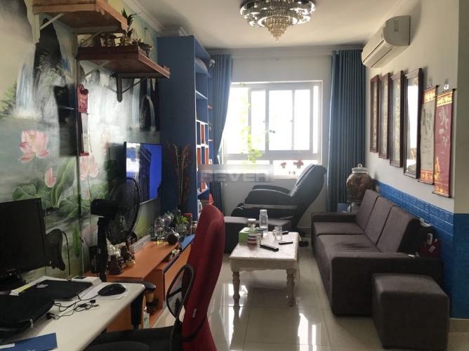 Căn hộ chung cư Topaz Home tầng 20 nội thất đầy đủ, view mát mẻ.