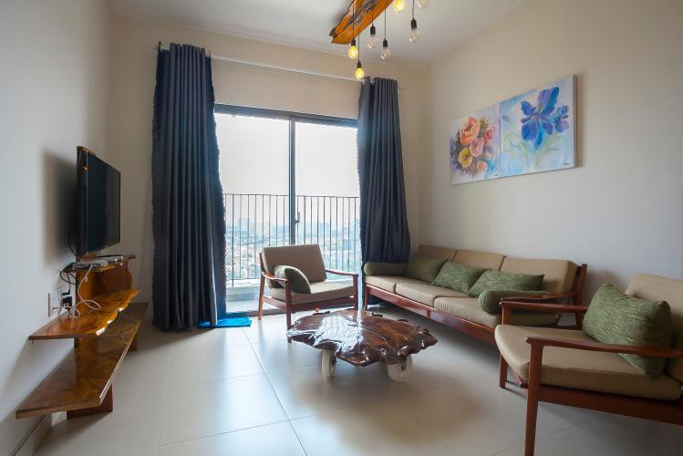 Căn hộ Masteri Thảo Điền 2 phòng ngủ tầng cao T5 đầy đủ tiện nghi