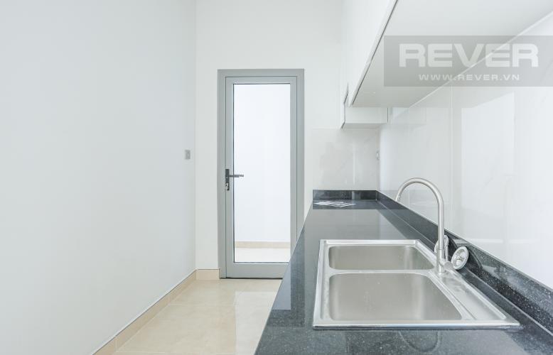 Phòng Bếp Bán căn hộ LuxGarden tầng trung, 2PN, nội thất cơ bản