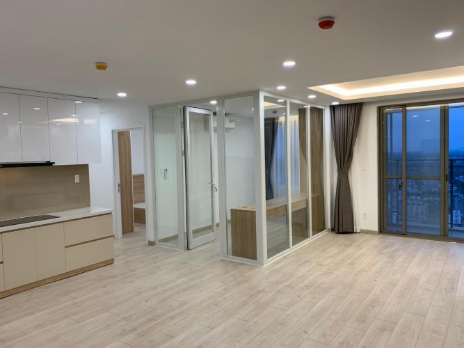 Cho thuê căn hộ tầng cao Saigon South Residence nội thất đầy đủ.