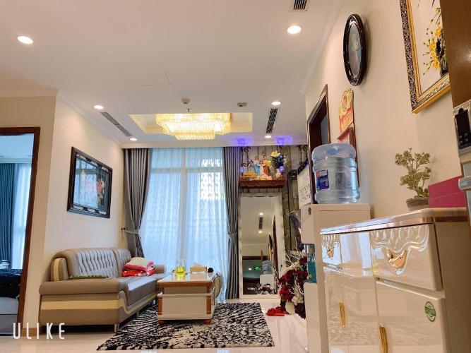 Bán căn hộ Vinhomes Central Park 2 phòng ngủ, diện tích 82m2, đầy đủ nội thất