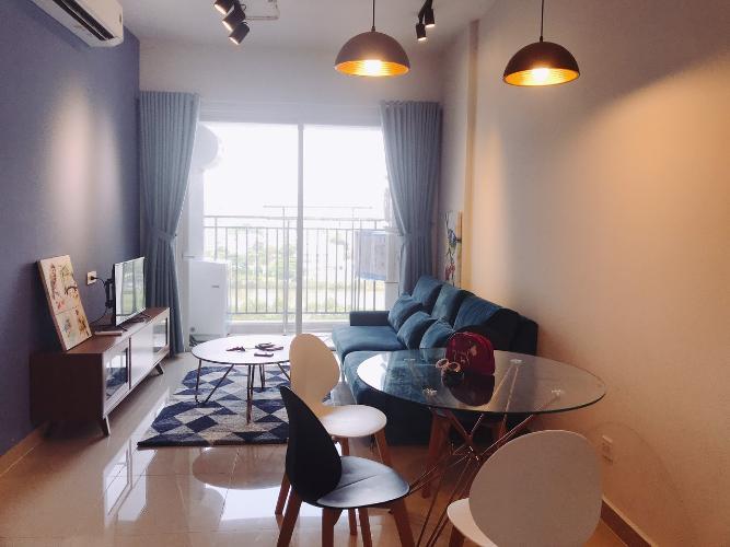Bán căn hộ 2 phòng ngủ Sunrise Riverside thuộc tầng trung, diện tích 71m2, đầy đủ nội thất.
