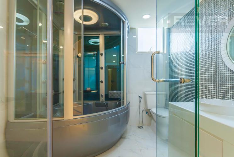 Phòng Tắm Và Xông Hơi Căn hộ Lexington Residence 3 phòng ngủ tầng trung LB đầy đủ nội thất