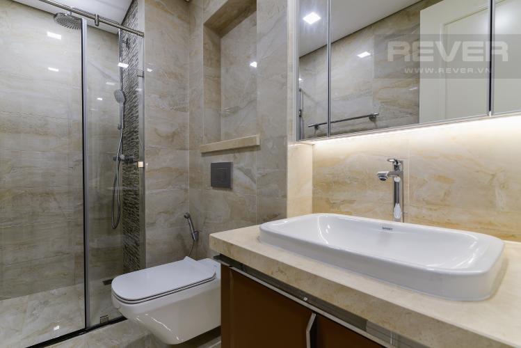 Phòng Tắm Officetel Vinhomes Golden River tầng trung Aqua 4 view sông