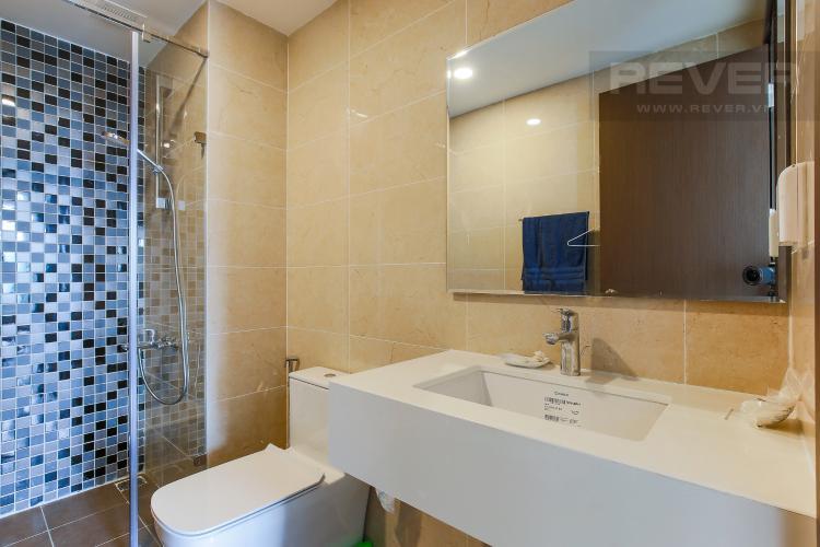 Phòng Tắm 2 Căn hộ The Tresor 3 phòng ngủ tầng trung TS1 view sông