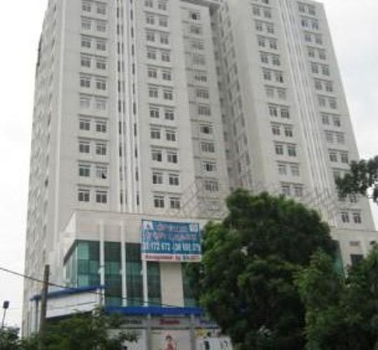 Lữ Gia Plaza, Quận 11 Căn hộ Lữ Gia Plaza tầng trung, nội thất cơ bản.