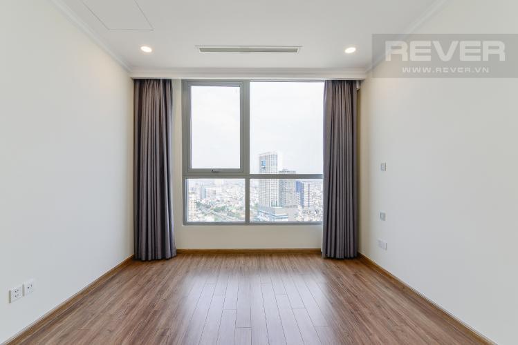 Phòng Ngủ 2 Căn góc Vinhomes Central Park 3 phòng ngủ tầng cao L6 view sông