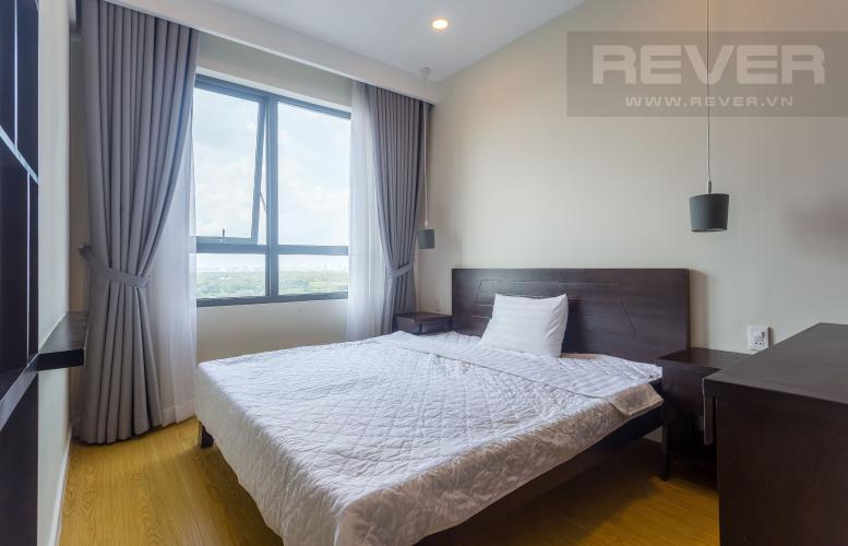 Phòng Ngủ 1 Bán căn hộ Masteri Thảo Điền tầng trung, 2PN, đầy đủ nội thất