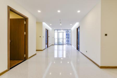 Căn hộ Vinhomes Central Park 3 phòng ngủ tầng trung P7 view hồ bơi