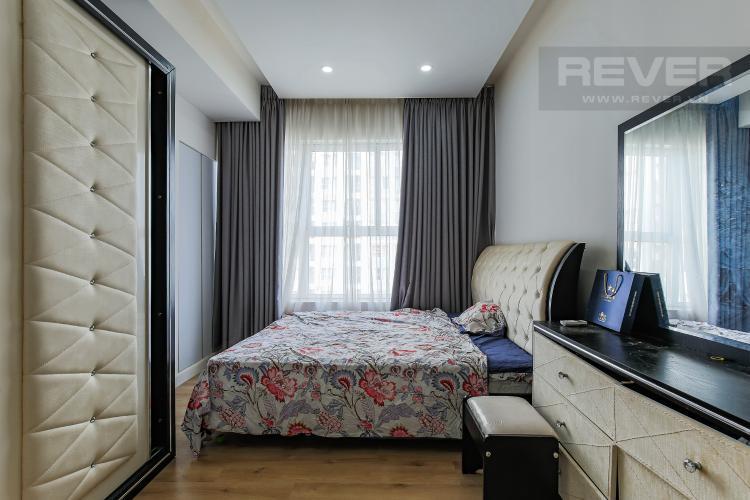 Phòng Ngủ 3 Căn hộ Galaxy 9 3 phòng ngủ tầng thấp nội thất đầy đủ
