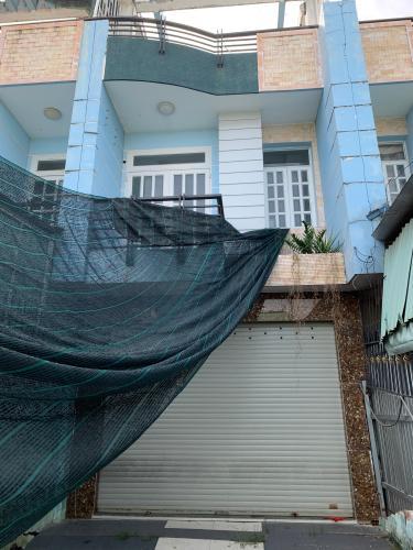 Nhà mặt tiền đường Kha Vạn Cận, thuận tiện kinh doanh buôn bán.