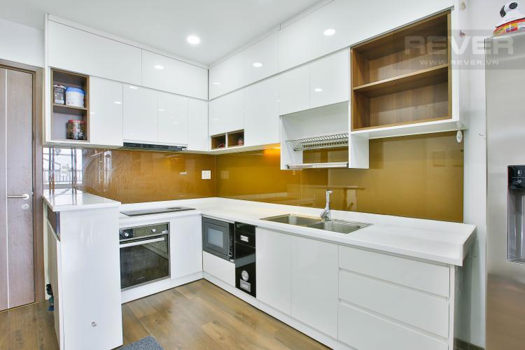 Bếp Cho thuê căn hộ Lexington Residence tầng cao, 2PN, nội thất đầy đủ