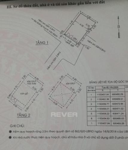 Bản vẽ nhà phố Huỳnh Văn Bánh, Phú Nhuận Nhà phố hẻm xe hơi, trung tâm thành phố, sổ hồng riêng.