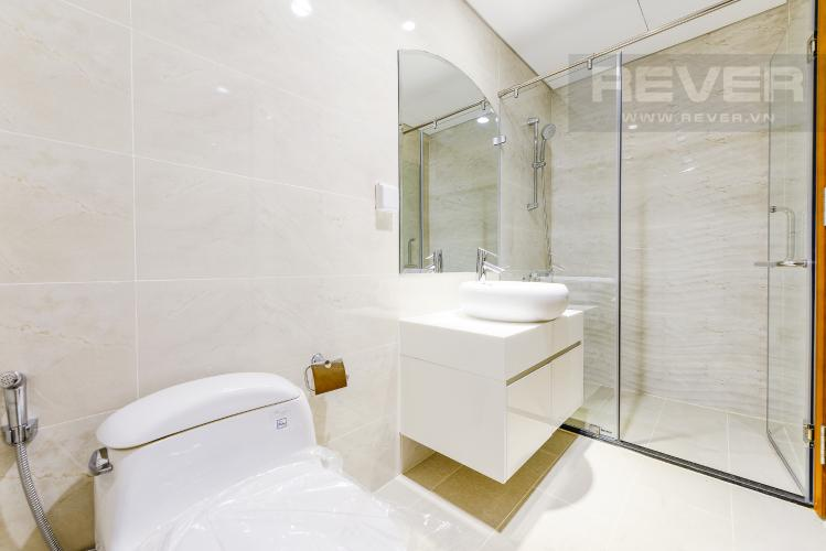Phòng tắm 2 Căn hộ Vinhomes Central Park 3 phòng ngủ tầng trung L3 nhà trống