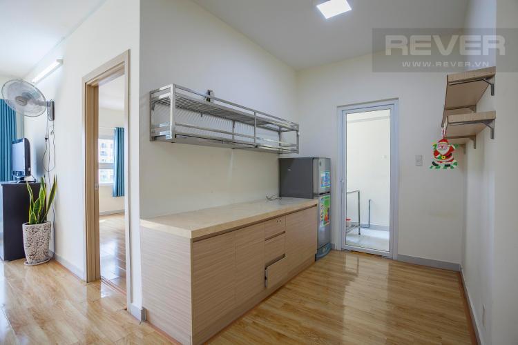 Nhà Bếp Căn hộ Chung cư Bộ Công An 2 phòng ngủ tầng thấp LB nội thất đầy đủ