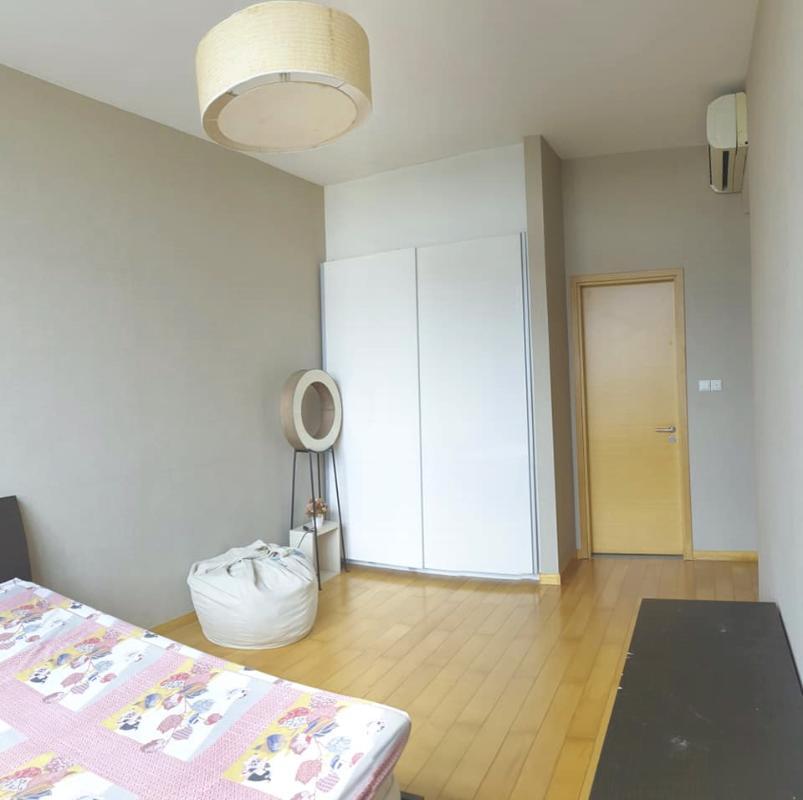 Master bedroom Bán hoặc cho thuê căn hộ The Vista An Phú 2PN, tầng thấp, đầy đủ nội thất, view sông thoáng mát