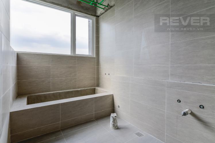 Phòng Tắm 2 Căn góc Vista Verde 3 phòng ngủ tầng cao T1 mới bàn giao, view sông
