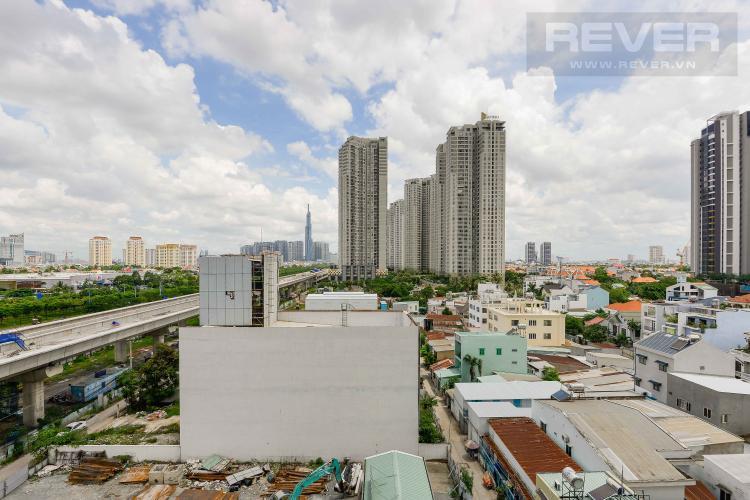 View Cho thuê căn hộ Gateway Thảo Điền 1PN 52m2, đầy đủ nội thất, view Landmark 81