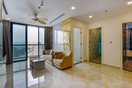 Bán căn hộ Vinhomes Golden River 110.7m2 3PN 2WC, view sông, nội thất cao cấp