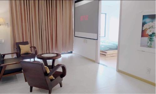 Bán căn hộ New City Thủ Thiêm đầy đủ nội thất, view sông thoáng mát.