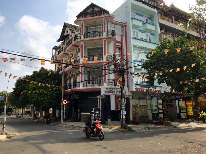 Bán nhà 2 MT đang kinh doanh khách sạn đường Số 7A khu Tên Lửa, Bình Tân, DT 6x23m, cách AEON Mall 2 phút lái xe