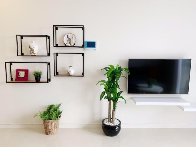 Cho thuê căn hộ Masteri Millennium thuộc tầng trung, 1 phòng ngủ, diện tích 30m2, đầy đủ nội thất