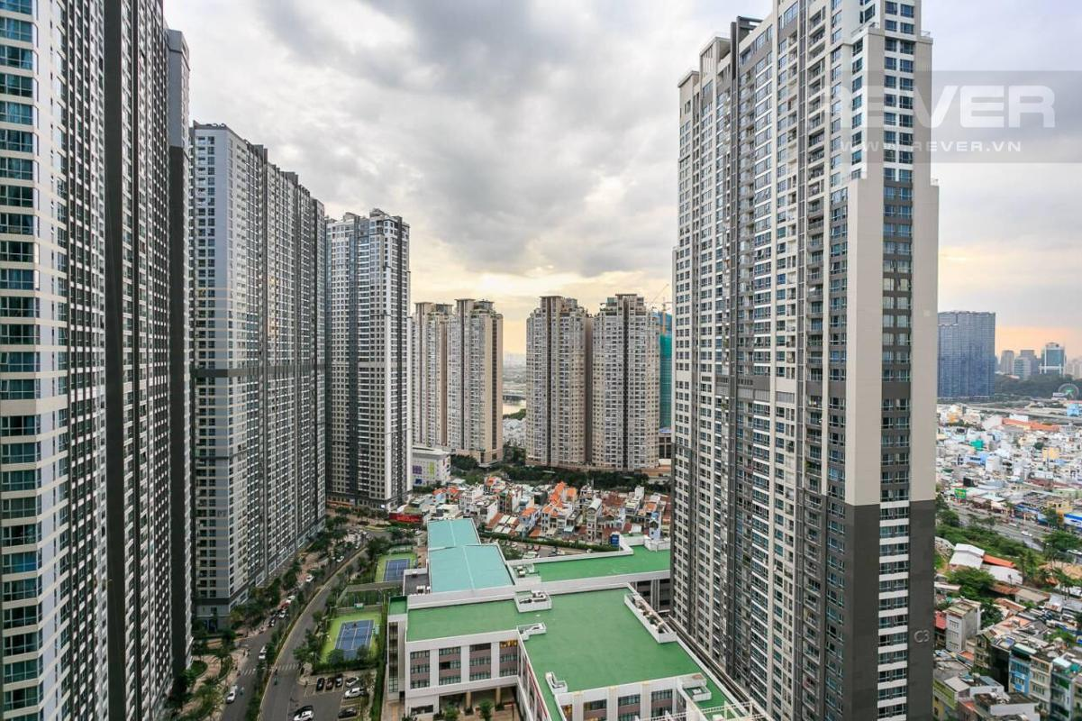 ffd03a93b4ce52900bdf Cho thuê căn hộ Vinhomes Central Park 3PN, tháp Landmark 2, đầy đủ nội thất, hướng Tây Nam